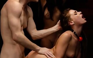 Without exception day slave Bondage, ball-gags, spanking, sexual
