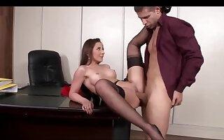Sodomy Scene In The Office There A Gorgeous Secretary