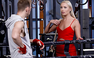 Rocco's Fitness Sluts: Teen Edition!!!