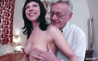 18 Years Old In 18yr Old German Wench Seduce To Pound