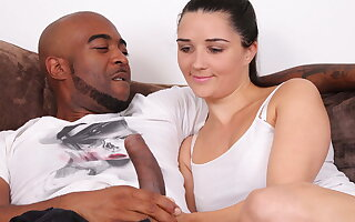Stepdad offers his BBC to new daughter