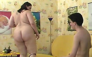 cute young deepthroat loving bbw teen gets extreme deep fisted and fucked by her boyfriend